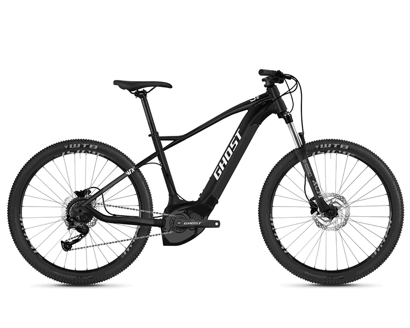 eBIKE now Ghost Hybride HTX